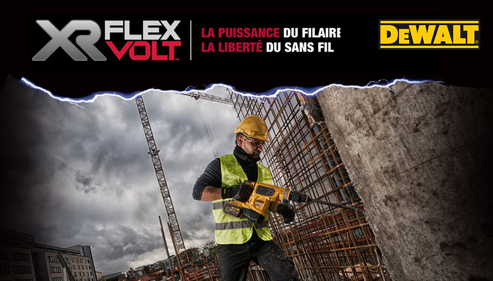 Dewalt FlexVolt